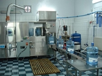 mineral water production plant - 1