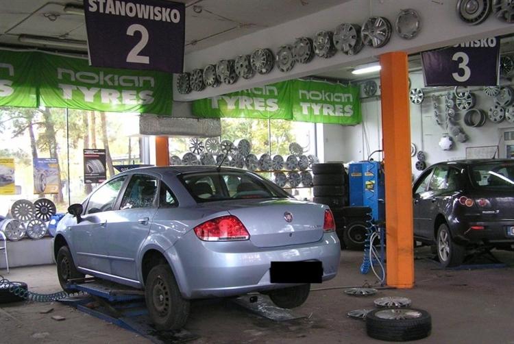 car sales repair shop - 5