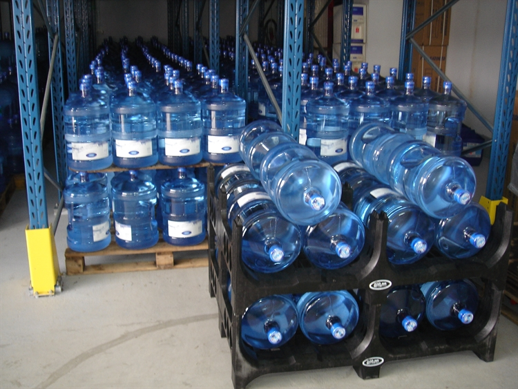 mineral water production plant - 9